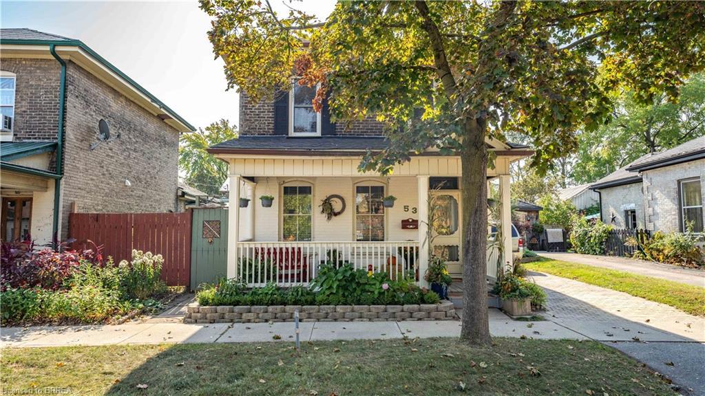 53 RICHMOND Street, Brantford, Ontario N3T 3Y4